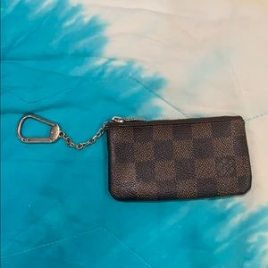 Louis Vuitton key wallet